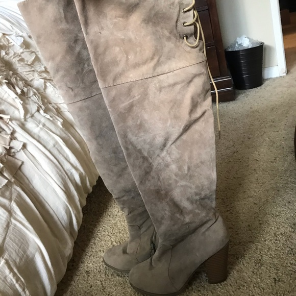 Shoes - Over the Knee Boots 8.5